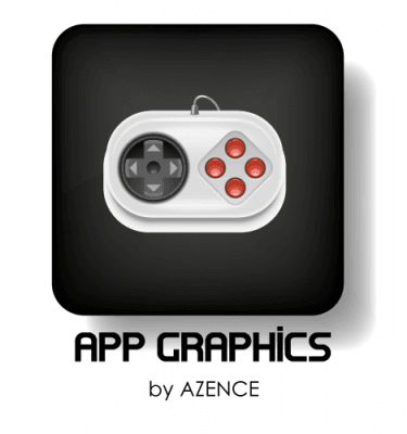 Starter package for Graphics App design is provided by Azence
