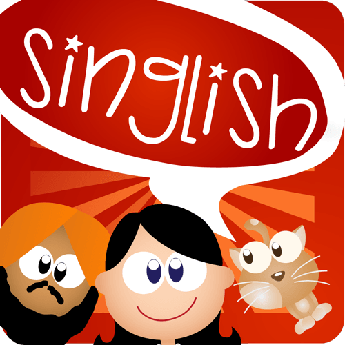 Azence provides ios and android app for Singlish Dictionary Ap
