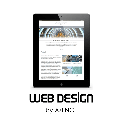 Get WordPress Web Design 5-Page Starter from Azence