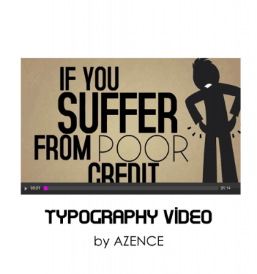 Azence Kinetic Typography Animation Explainer