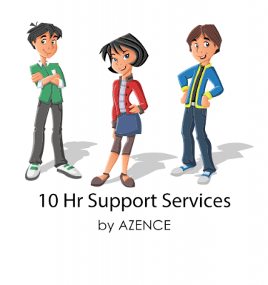Azence Site Support