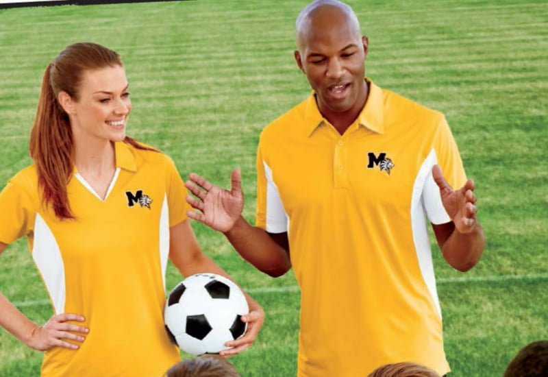 Get promotional apparel for your Team