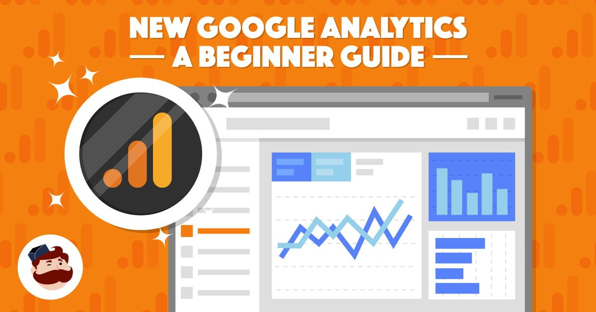 How do you start setting up goals in Google Analytics?