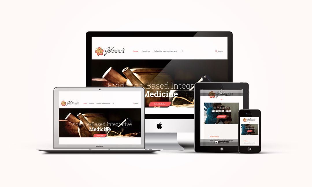 WordPress Website for Acupuncture
